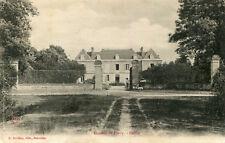 Carte Château de PIERRY Entrée