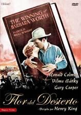 FLOR DEL DESIERTO - THE WINNING OF BARBARA WORTH