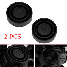 2Pcs Universal Seal Cap Dust Cover 5 Sizes for Car Headlight LED HID Lamp Kit