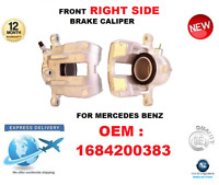 FOR MERCEDES BENZ 1684200383 NEW FRONT RIGHT SIDE BRAKE CALIPER EO QUALITY