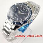 Corgeut 41mm Men watch Sapphire Glass ceramic bezel Automatic Mechanical watches