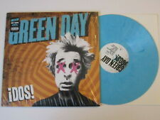 GREEN DAY Dos! LP REPRISE RECORDS AQUA BLUE VINYL limited edition UNPLAYED