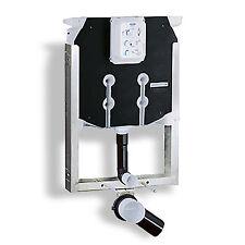 Cassetta wc sospeso Grohe sistema di scarico con telaio e staffe acciaio offerta
