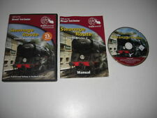 SWANAGE ROUTE Classic Routes 2 Pc Cd ADD-ON Microsoft Train Simulator Sim MSTS