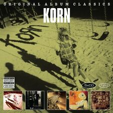 Original Album Classics - Korn (2014, CD NEUF)