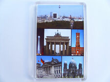 Berlin, Germany - Novelty Fridge Magnet