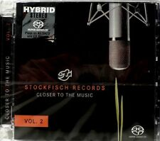 STOCKFISCH RECORDS - SFR357.4006 - CLOSER TO THE MUSIC - VOLUME 2 - HYBRID