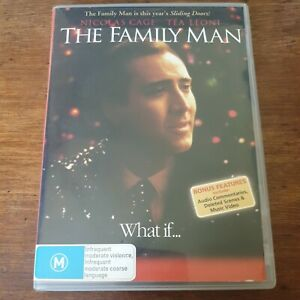 The Family Man  DVD R4 Like New! FREE POST