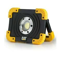 CAT Rechargeable LED Work Light with Charger 1100 Lumen Torch Lamp & Power bank