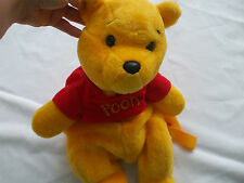 15 Inches Disney Winnie The Pooh Back Pack Toddler