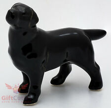 Porcelain Figurine of the Labrador Retriever dog