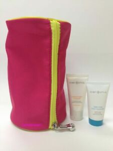 Clarisonic Cosmetic case, 2 cleansers (Gentle Hydro), (Deep Pore) 3pcs NEW