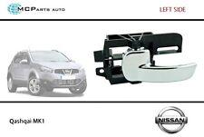 Nissan Qashqai 07-13 Interno Interno Maniglia Per Porta Anteriore