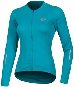 PEARL IZUMI Women's Small Select Pursuit Long Sleeve Cycling Jersey New