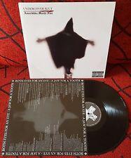 Glam Punk Rock UNDERCOVER SLUT *Amerikka Macht Frei* LTD 2010 LP w/ INSERT #264