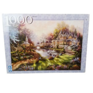 NEW Schmid Morning Glory 1000 Piece Jigsaw Puzzle Factory Sealed Klaus Strubel