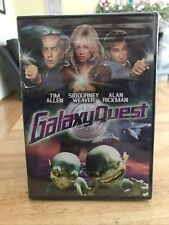 Galaxy Quest (Dvd, 1999) Factory Sealed