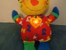 1999 VINTAGE FISHER PRICE BABY SMARTRONICS KITTY  COUNTS 123 AND  NURSERY RHYME