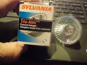 LOT TEN (10) SYLVANIA 58326 MR16 HALOGEN LAMP 50MR16/NFL25/EXZ/C 12v GU5,3 50W