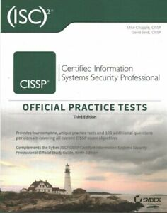 (ISC)2 CISSP Certified Information Systems Security Professiona... 9781119787631