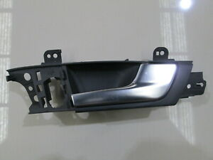 GENUINE 2011 Audi A3 Tfsi Ambition 2008-2013 RIGHT FRONT INTERIOR DOOR HANDLE