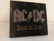 AC/DC - Rock Or Bust - CD (2014) Hard Rock Metal (Holographic 3D case)