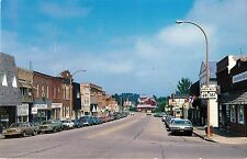 A View of Main Street, Looking North, Iola WI
