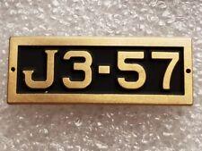 NC&StL RAILROAD STEAM LOCOMOTIVE 576 ALCO 4-8-4 J CLASS PLATE PIN. NEW! L&N