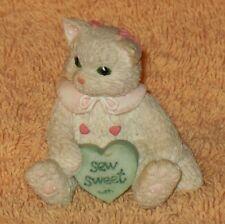 "Calico Kitten Valentine "" Sew Sweet "" Mnb"