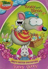 Toopy and Binoo: Funny Bunny (DVD) NEW
