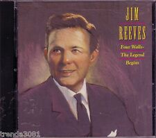 Jim Reeves Four Walls Legend Begins Classic 60s Country Greatest Mexican Joe