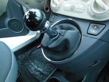 CHROMRINGE FIAT 500 SPORT LOUNGE POP ABARTH T-JET MULTIJET ESSEESSE EASY TURBO