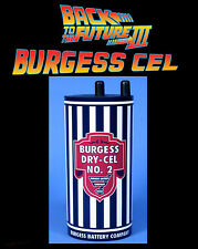 Back to the Future III Burgess Cel Battery Prop