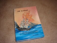 Off Scotland. Comprehensive Record of Maritime & Aviation Loss.  Wreck Scottish