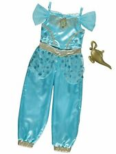 George Disney Princesa Jasmine Infantil Disfraz Completo Día Del Libro