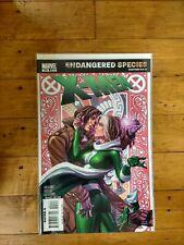 Marvel X-Men #204 Endangered Species Chapter 16 & 17 Unread Condition 2007