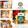 45pcs Funny Merry Christmas Paper Stickers Decor Ablum Diary Scrapbooking Label