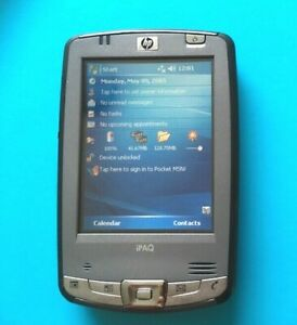 HP iPAQ hx2490 PDA - all Accessories with High Capacity (2880 mAh) battery