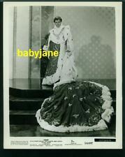 MARLON BRANDO VINTAGE 8X10 PHOTO AS NAPOLEON BONAPARTE 1954 DESIREE