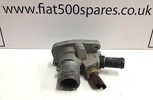 Genuine Fiat 500 1.2 petrol Thermostat & housing (fits current ford ka) 55202371