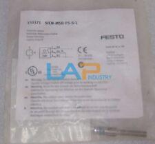 1PC NEW For FESTO Proximity Switch SIEN-M5B-PS-S-L