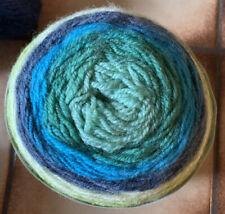 Lion Brand Yarn Wool-Ease Cakes Poseidon 023032031378