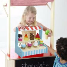 enfants bois GLACE MAGASIN Lolli Support fait semblant jouets nourriture