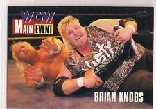 1995 Cardz WCW Main Event Brian Knobs