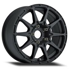 15x7 Method MR501 VT-SPEC 2 Matte Black Wheels 5x100 (48mm) Set of 4