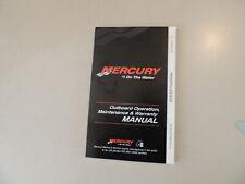2010 Mercury 25 30 hp EFI 3Zyl-4Takt owner s manual Betriebs anleitung Handbuch
