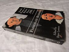 """""""Passionate Renewal"""" JEWISH POETRY in BRITAIN Since 1945 - 2001 1st ed PB EXC"""