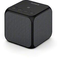 Sony SRS-X11 (B) Bluetooth Wireless Mini Cube Speaker Portable Black From Japan