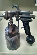 Binks Model 7 Paint Spray Gun With Cup