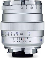 Zeiss F. Leica M Distagon T * 35 mm 1:1,4 ZM Argent